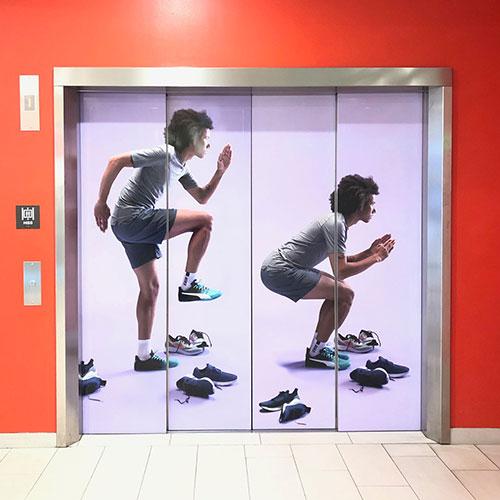 IKEA Erikslund Shopping Center – Commercials, billboards and radio